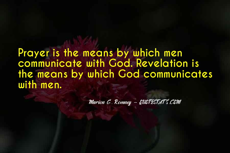 Communicates Quotes #499482