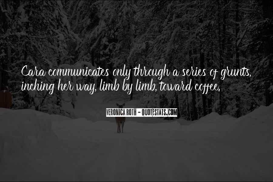 Communicates Quotes #631267