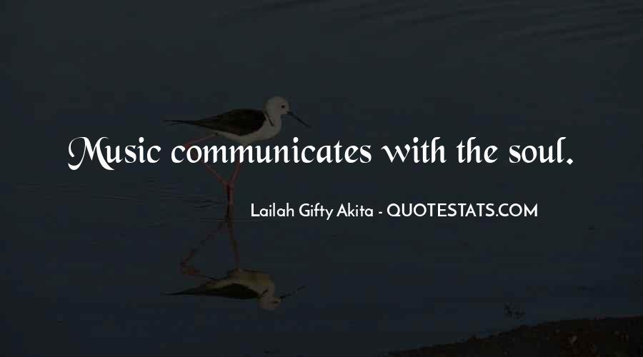 Communicates Quotes #956091