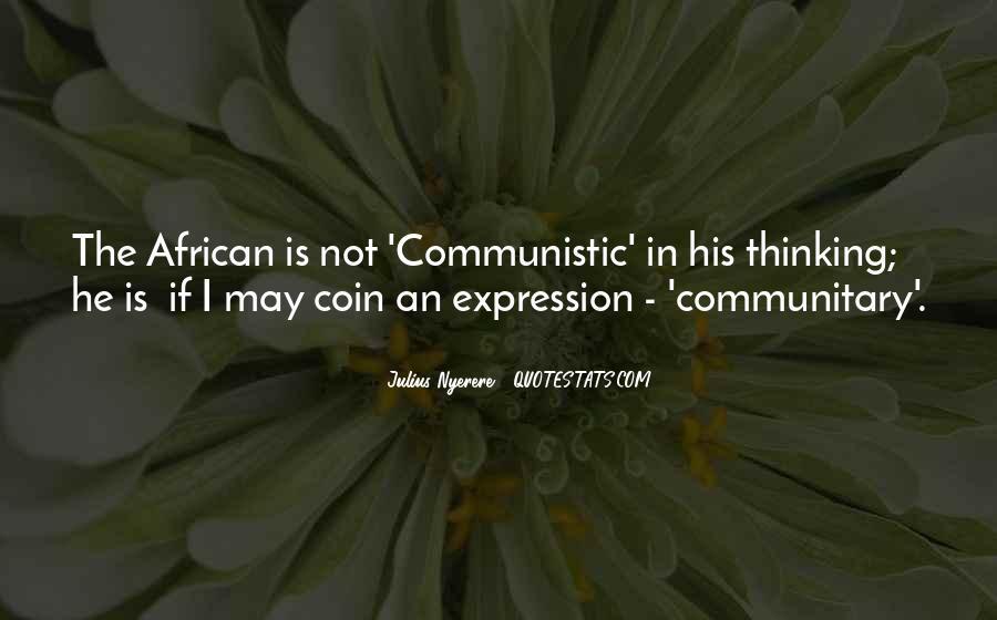 Communitary Quotes #190069