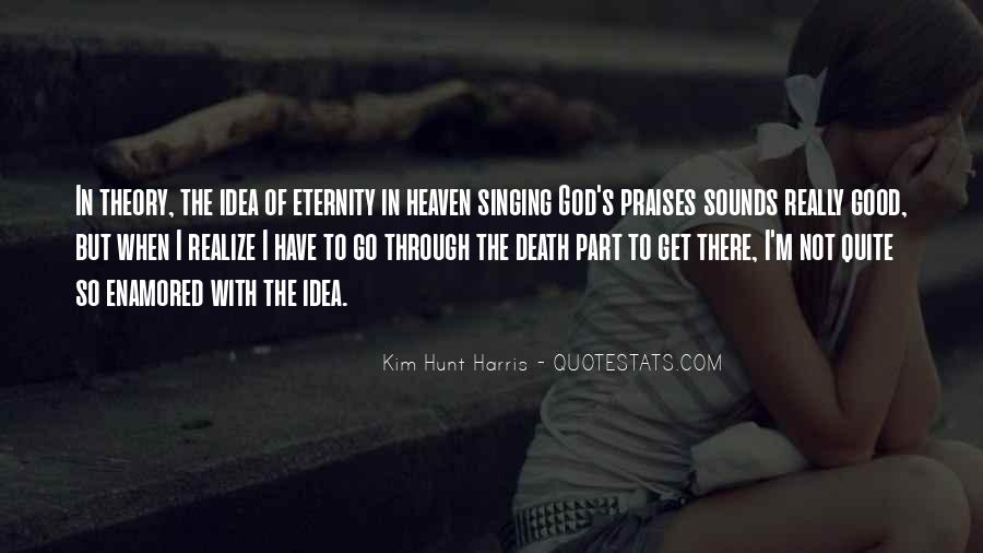 Quotes About Not Good In Singing #1343086