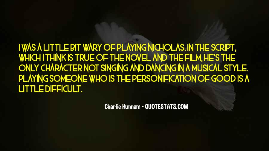 Quotes About Not Good In Singing #1795351