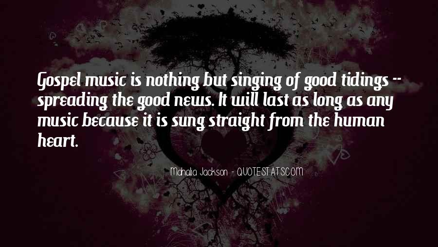 Quotes About Not Good In Singing #94290