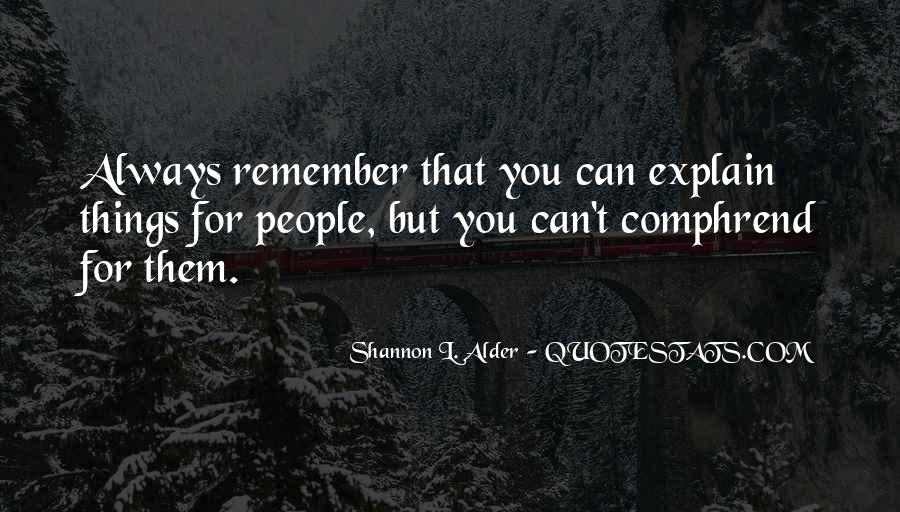 Comphrend Quotes #1772709