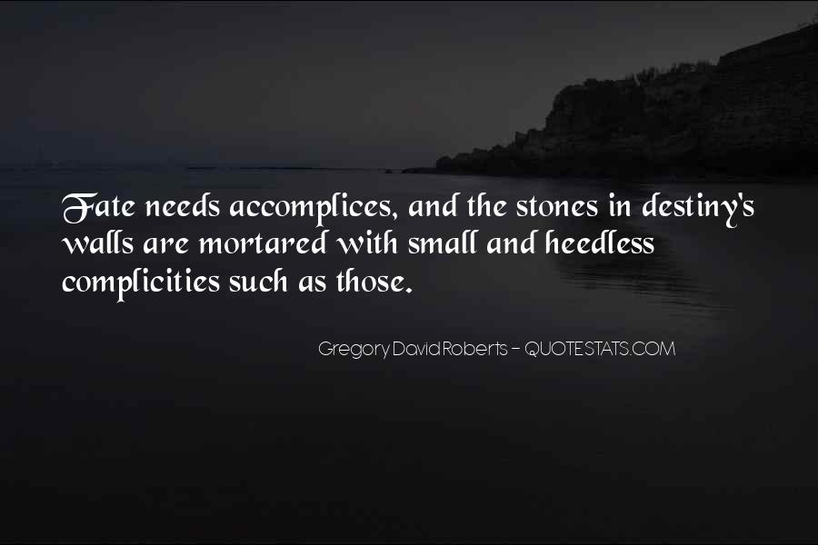 Complicities Quotes #323007
