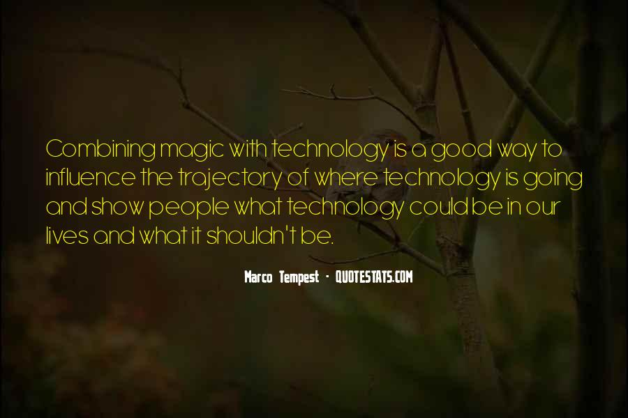Quotes About Magic In The Tempest #1257316