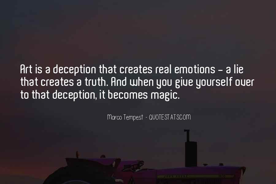 Quotes About Magic In The Tempest #190119