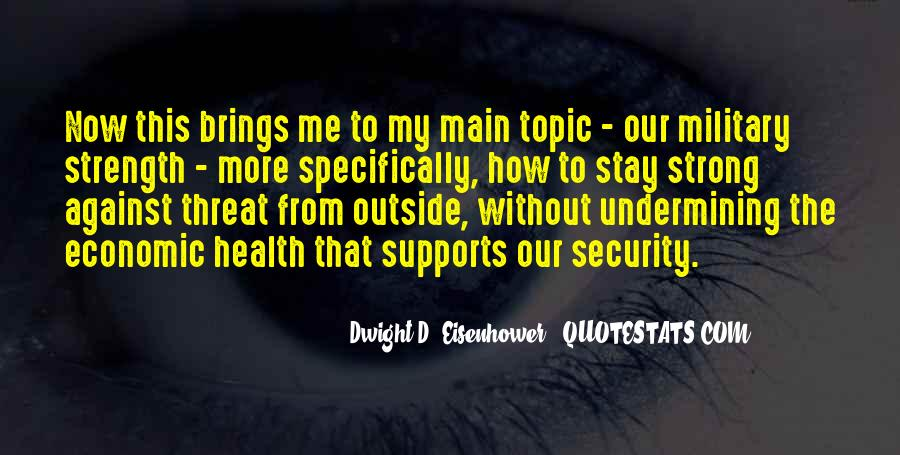 Quotes About Eisenhower #15453
