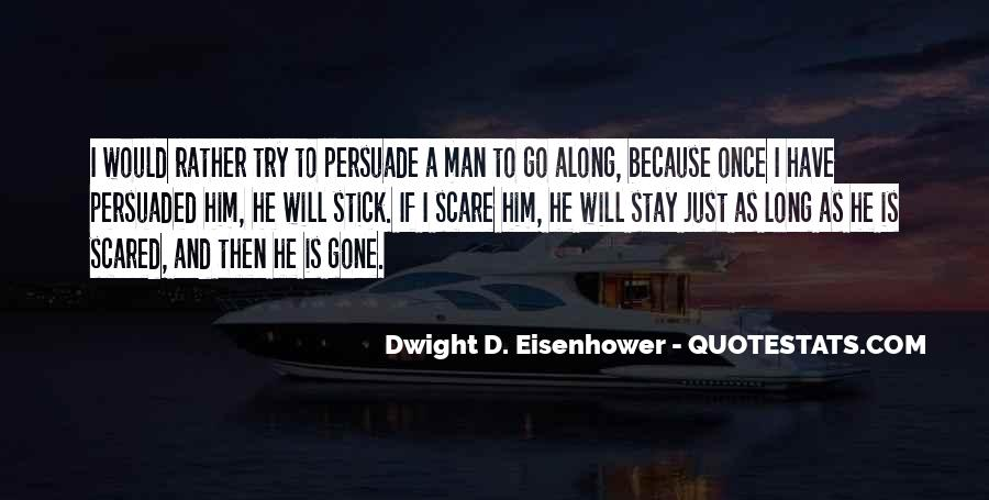Quotes About Eisenhower #164682