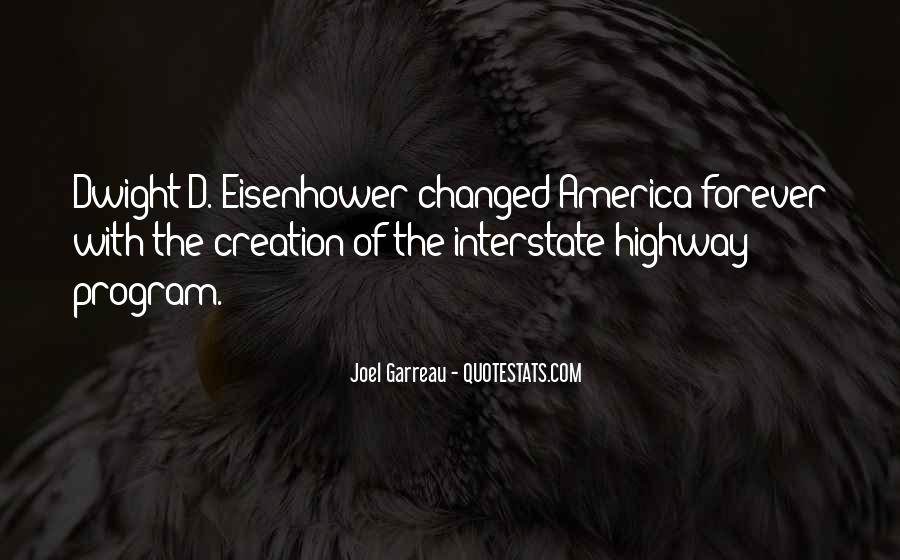 Quotes About Eisenhower #189330