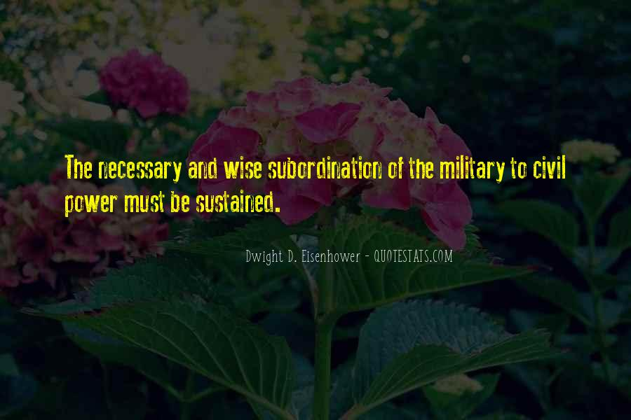 Quotes About Eisenhower #198269