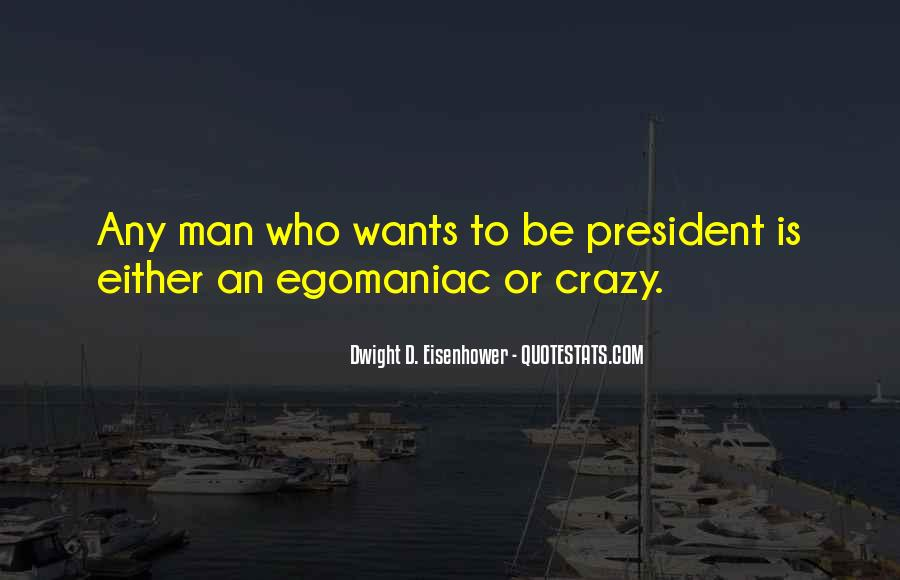 Quotes About Eisenhower #214229