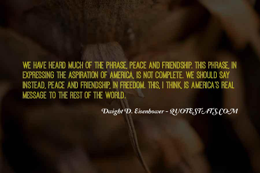 Quotes About Eisenhower #233909