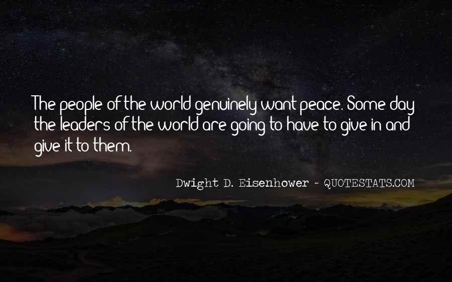 Quotes About Eisenhower #2580