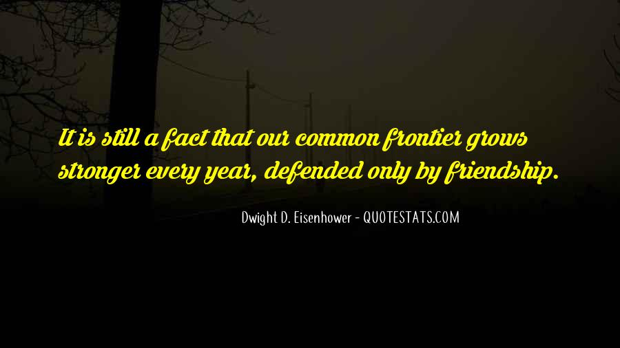 Quotes About Eisenhower #266257