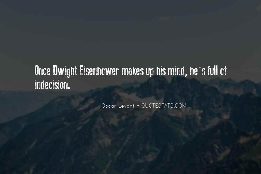 Quotes About Eisenhower #275728