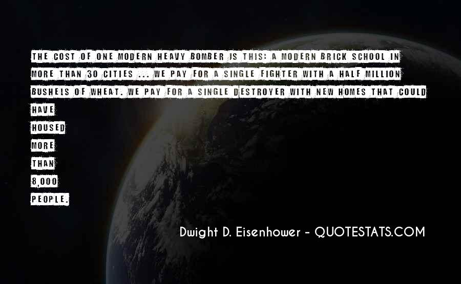 Quotes About Eisenhower #277414