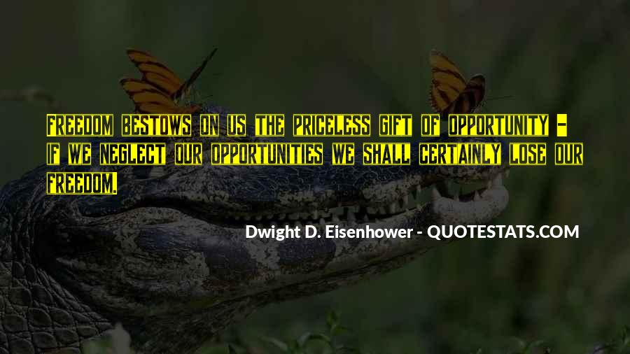 Quotes About Eisenhower #287853