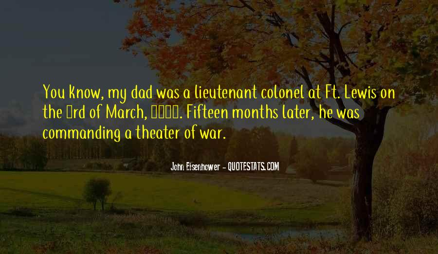 Quotes About Eisenhower #301917