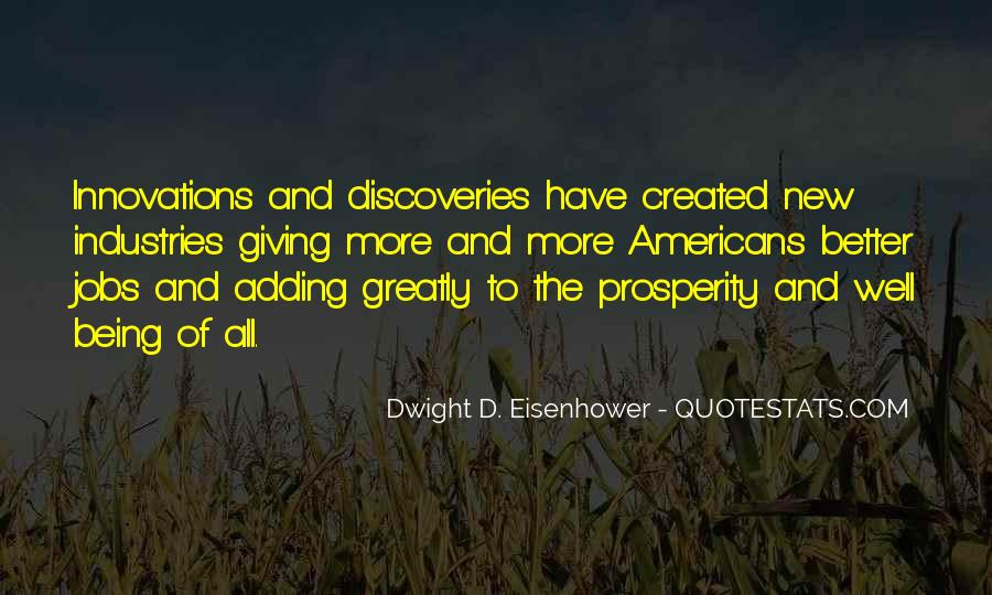 Quotes About Eisenhower #324419