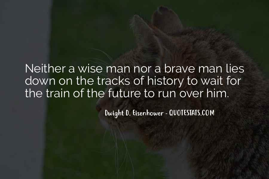 Quotes About Eisenhower #326922