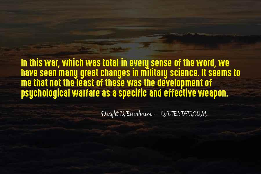 Quotes About Eisenhower #51277