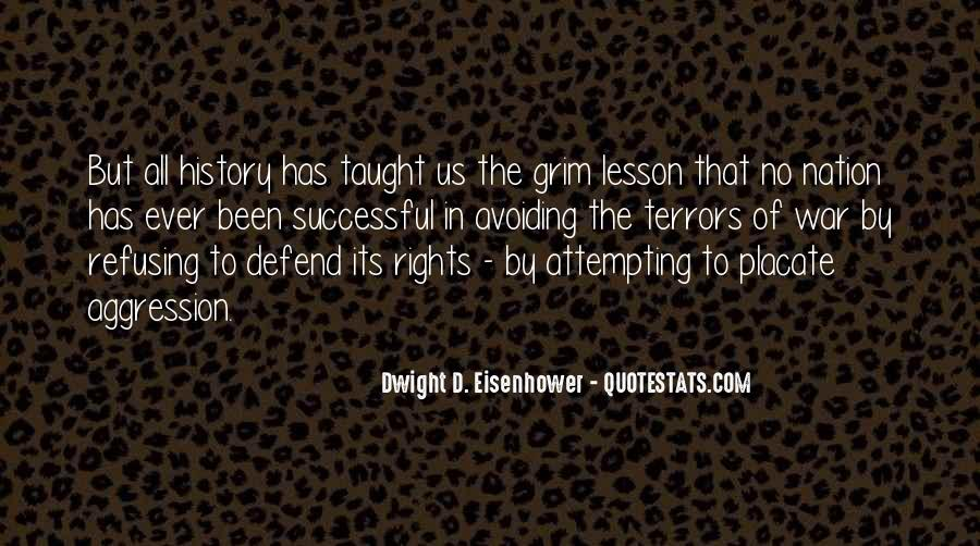 Quotes About Eisenhower #69398