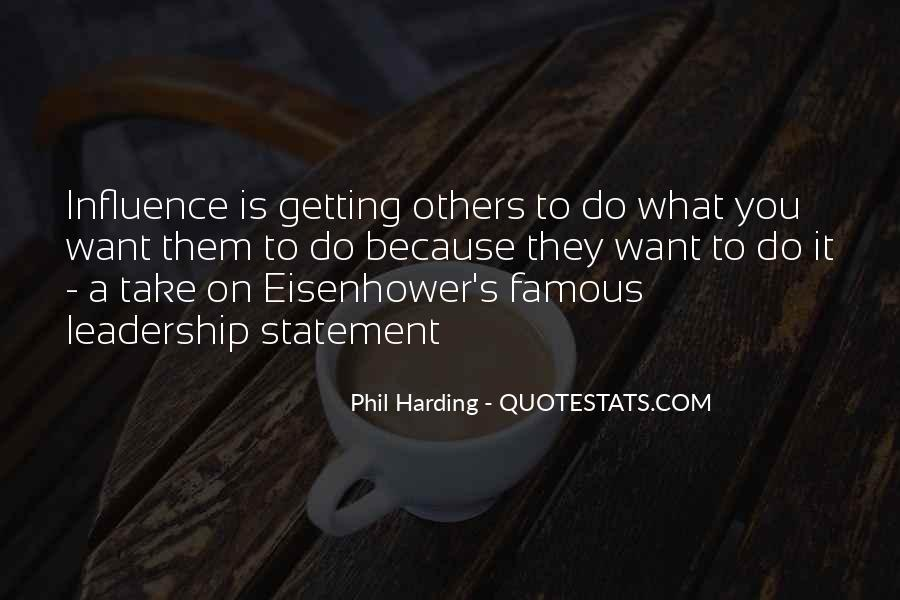 Quotes About Eisenhower #71236