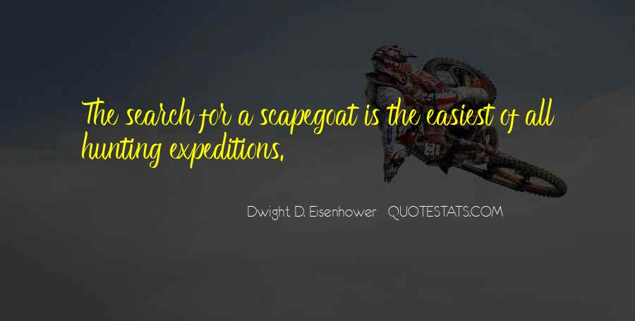Quotes About Eisenhower #82767