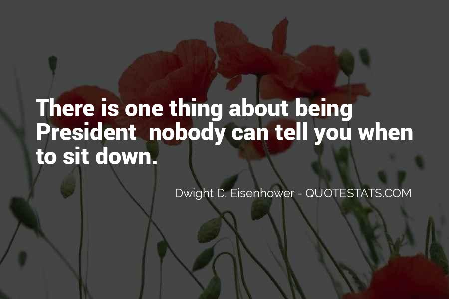 Quotes About Eisenhower #87468