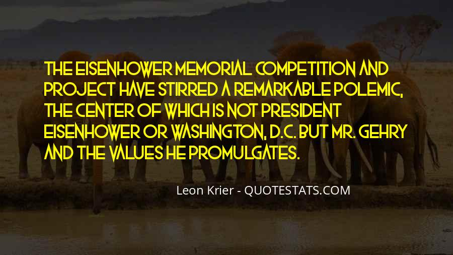 Quotes About Eisenhower #95719