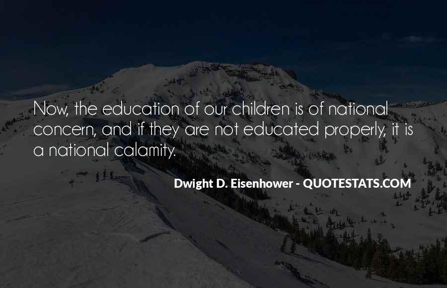 Quotes About Eisenhower #97570