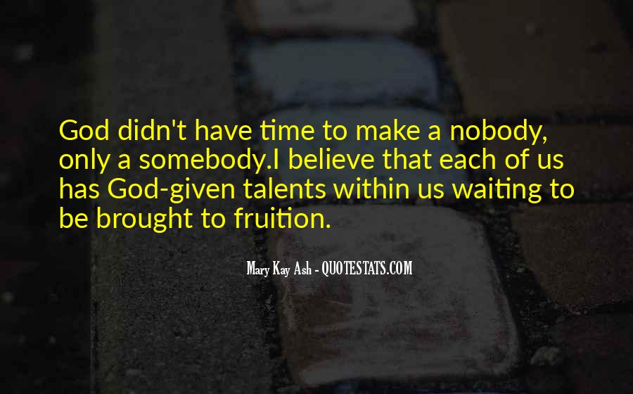 Quotes About Waiting In God's Time #1804354