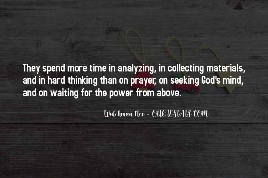 Quotes About Waiting In God's Time #190517