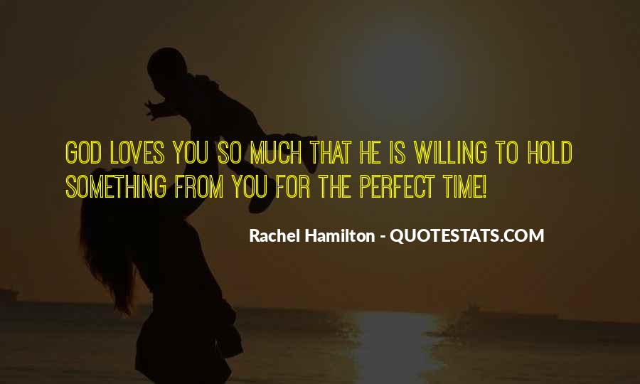 Quotes About Waiting In God's Time #724874