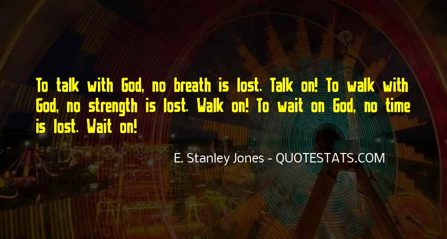 Quotes About Waiting In God's Time #871086