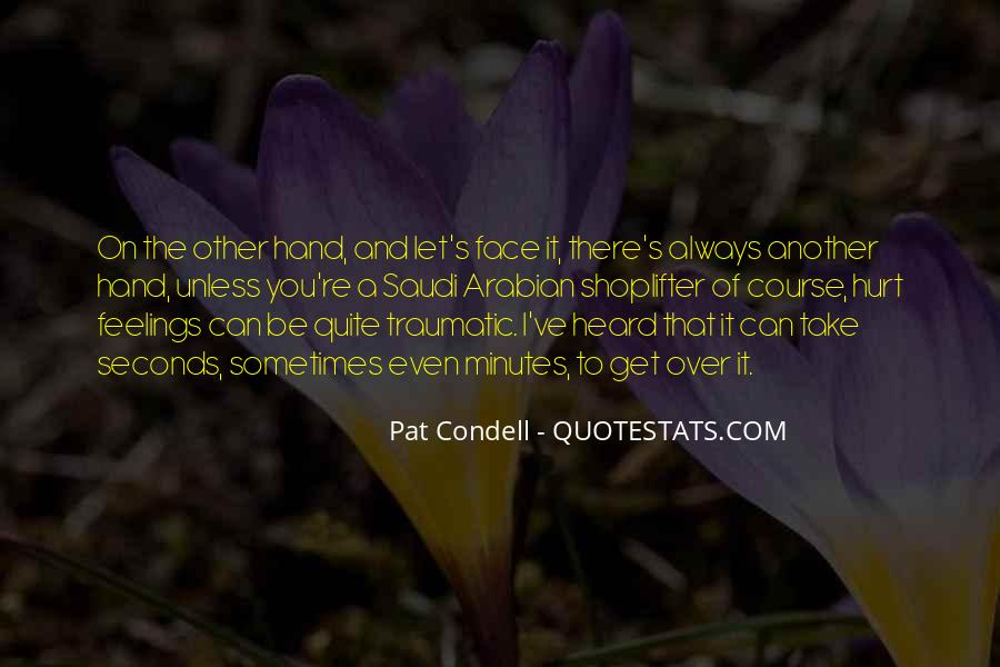 Condell Quotes #1463192