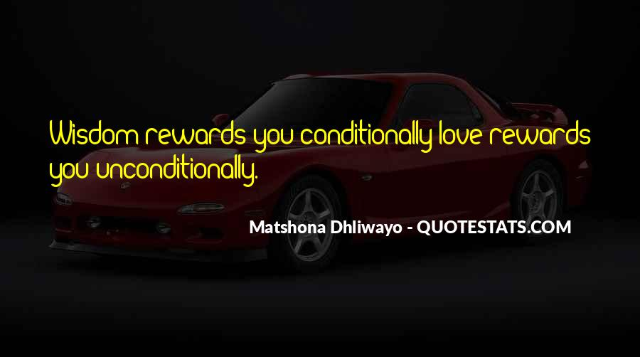 Conditionally Quotes #446639