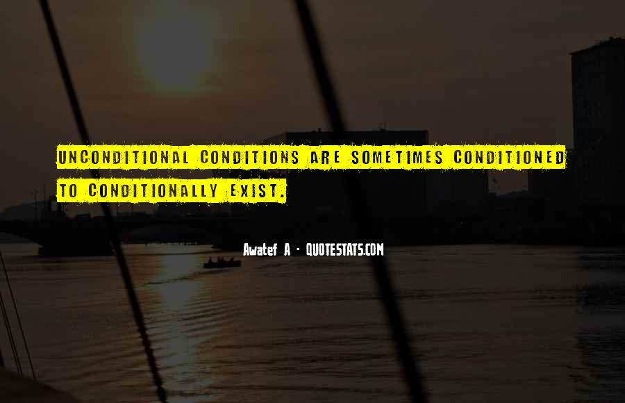 Conditionally Quotes #683463