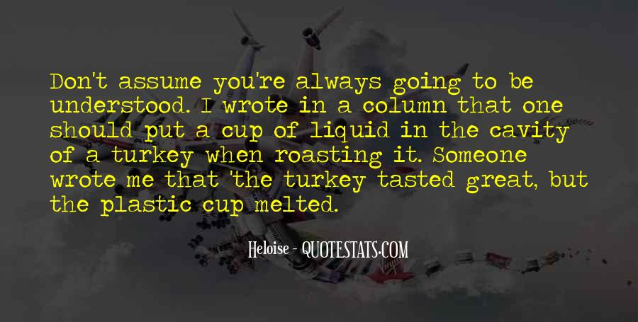 Quotes About Roasting #1851481