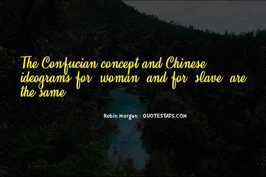 Confucian Quotes #858060