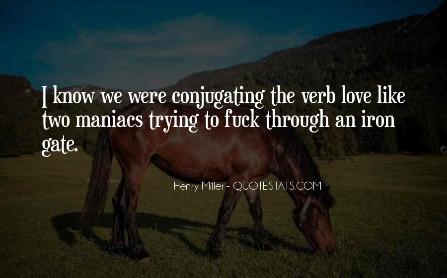 Conjugating Quotes #1341717