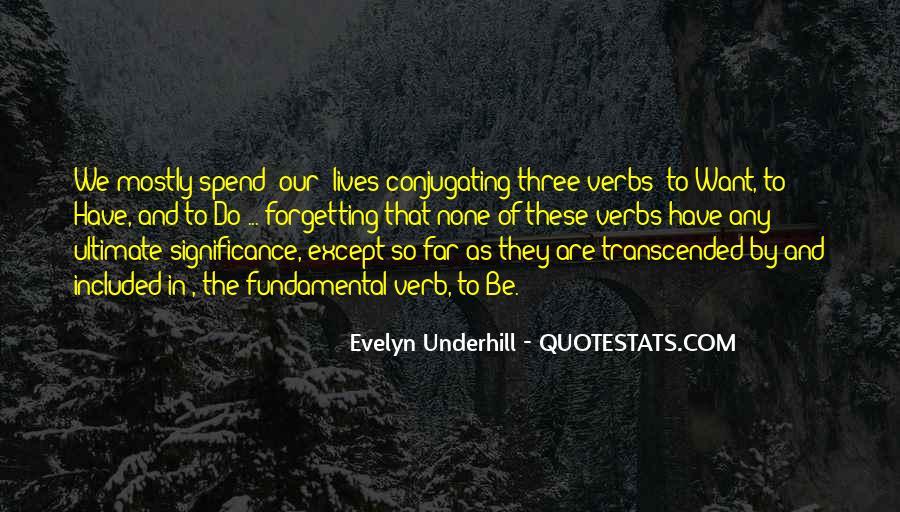Conjugating Quotes #964274