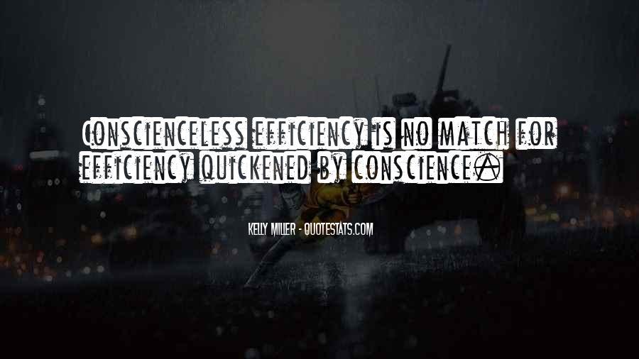 Conscienceless Quotes #1419784