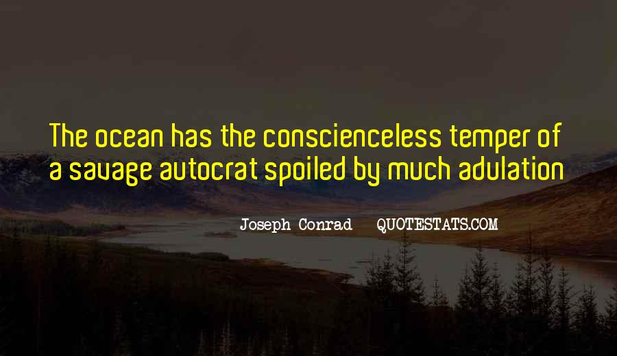 Conscienceless Quotes #1578367