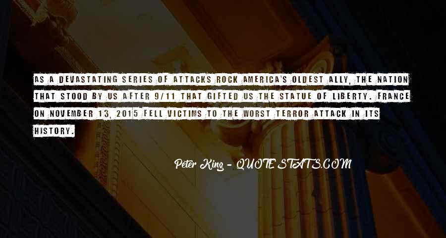 Quotes About 9/11 Attack #1158473