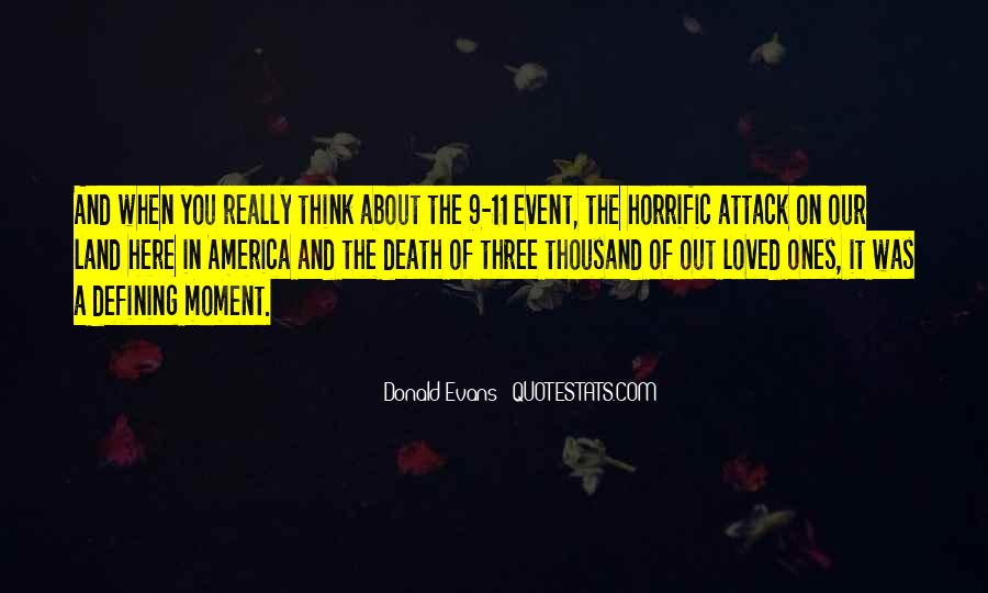 Quotes About 9/11 Attack #1482450