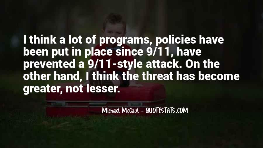 Quotes About 9/11 Attack #253529