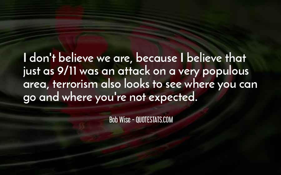 Quotes About 9/11 Attack #277685