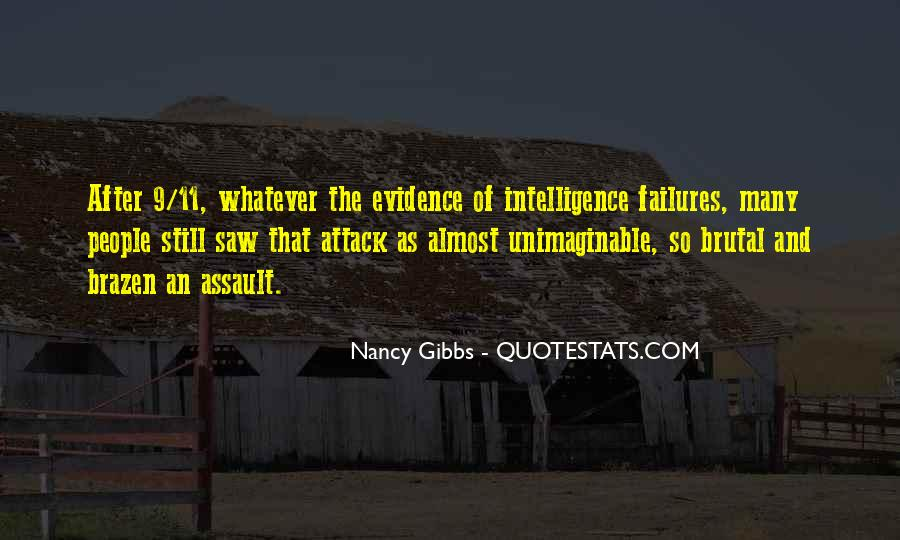 Quotes About 9/11 Attack #333806